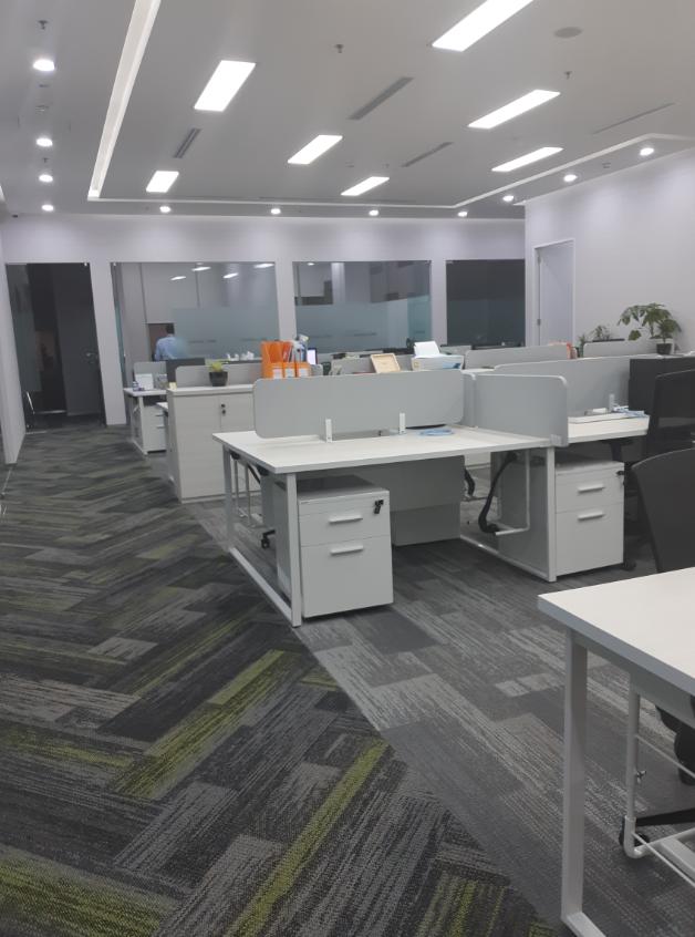 Carpet Tile Office flooring Indonesia